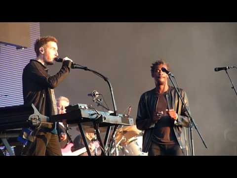 Massive Attack - Risingson - Hyde Park, London - July 2016