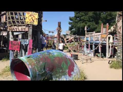 Berkeley Adventure Playground