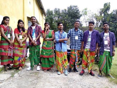 Hit Santhali Song   By Bhogan Murmu