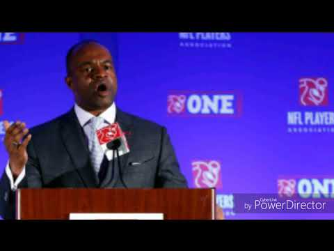 Breaking News! NFLPA Demaurice smith speaks about Protest