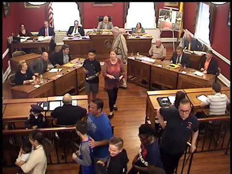 2018-05-14 Bristol Borough Council Meeting