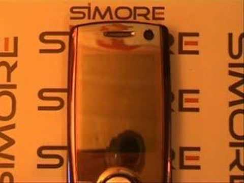 Samsung U700 - Double carte SIM Simore pour Samsung U700 dual sim