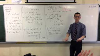 5.3 Quadratics: Quick Questions #4