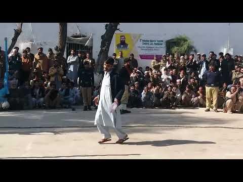 Central Jail Peshawar . Dance Muqabila