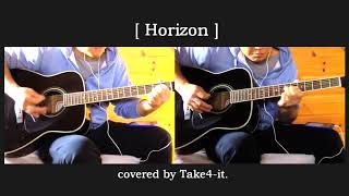 Gambar cover 「Horizon」  depapepe cover