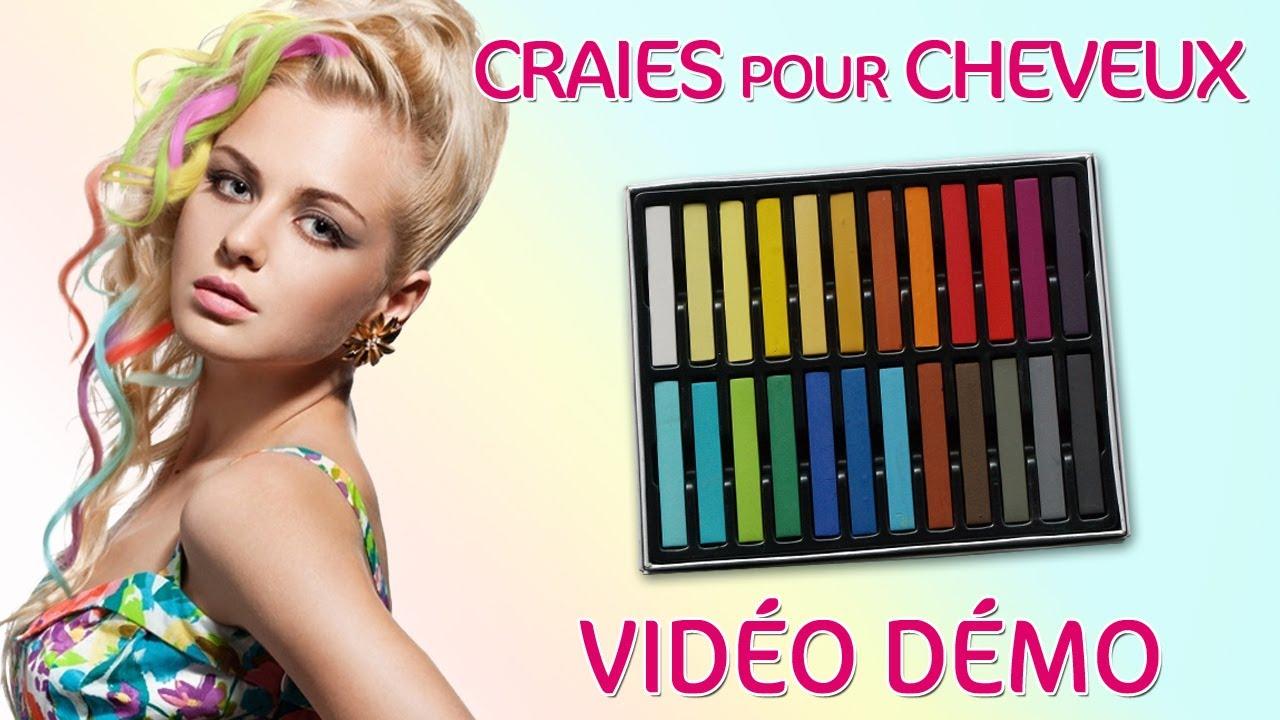 royal hair chalk craies pour cheveux by royal extension - Craie Coloration Cheveux