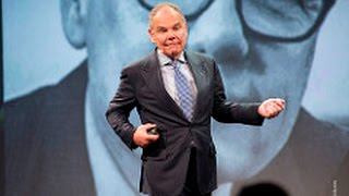 Blockchain Revolution - Don Tapscott, at USI