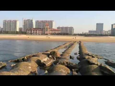 Yantai Golden Beach, Shandong, China
