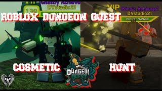 Roblox Dungeon Quest Grind for cosmetics! We are back!!