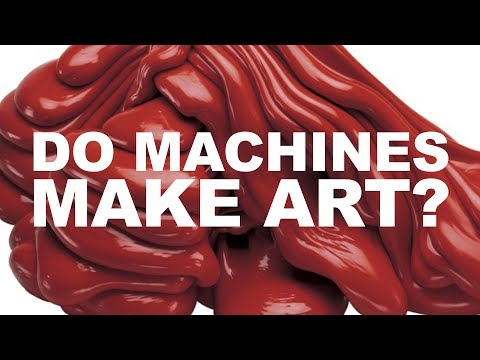 Do Machines Make Art? | The Art Assignment | PBS Digital Studios
