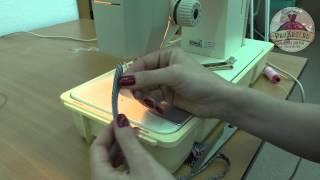 видео Шнуры для одежды