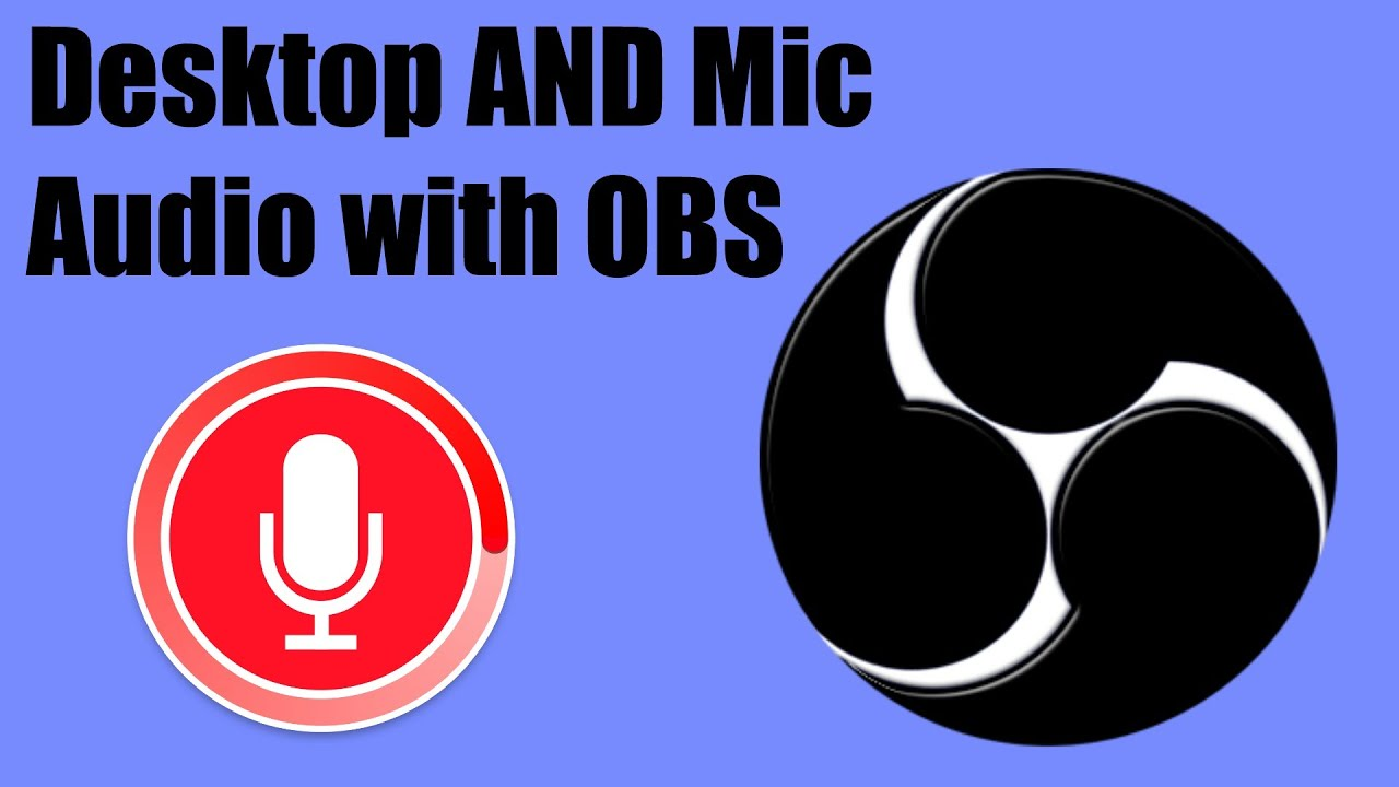 How to Get Desktop and Mic Audio into OBS for Mac
