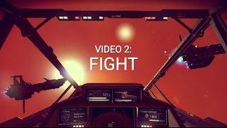 No Mans Sky | Pillar Trailer 2 - Fight