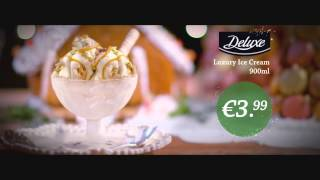 A Lidl Bit of Magic - Deluxe Luxury Ice Cream - Christmas 2014 Thumbnail