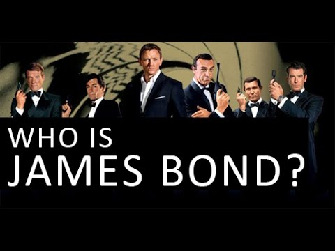 who is james bond facts you didn 39 t know youtube. Black Bedroom Furniture Sets. Home Design Ideas