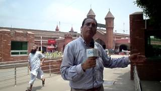 AKD : ali kamran dhillon k sath [ VIDEO clip ] LAHORE RAILWAY STATION SAY .
