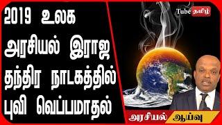 2019 உலக அரசியல் இராஜ தந்திர நாடகத்தில் புவி வெப்பமாதல்