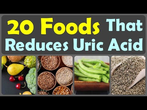 20 Foods That Reduces Uric Acid Levels and How to Cure Uric Acid Permanently