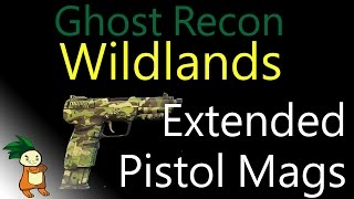 Extended Pistol Mags Location | Ghost Recon Wildlands