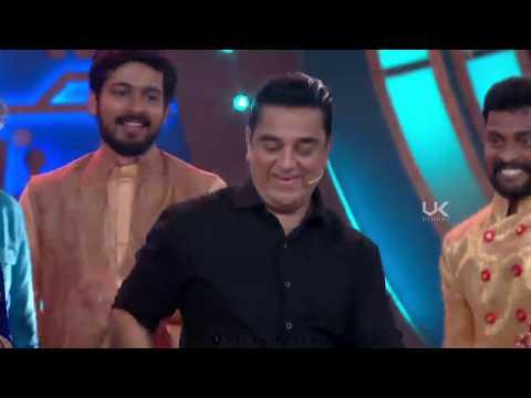 Kamal hassan dancing for jimikki kammal | Jimikki kammal kamal version | VK Designs