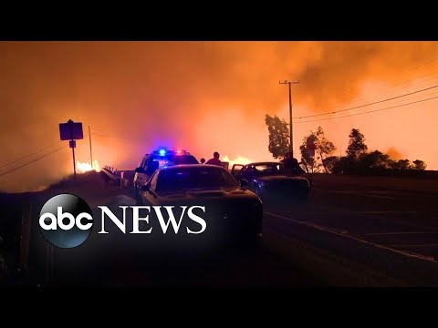 Southern California faces extremely critical fire conditions