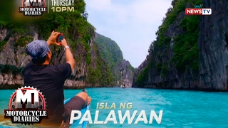 Motorcycle Diaries: Palawan expedition