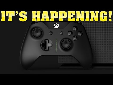 The Xbox One X Gets Some Amazing Breaking News! It's Happening!