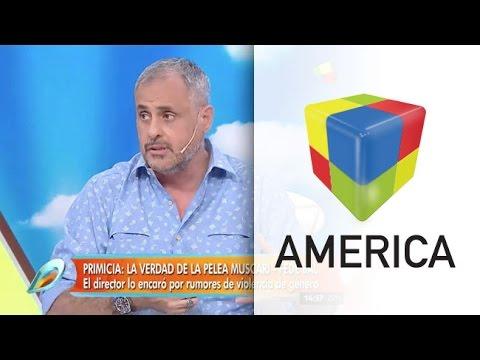 La verdad sobre la pelea entre Federico Bal y José María Muscari
