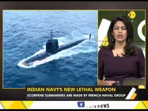 WION Gravitas: Indian Navy's new lethal weapon, Trump's maiden address & more