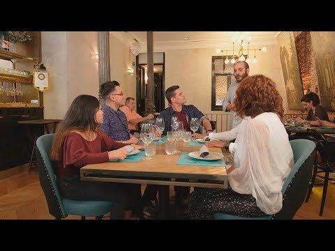 La cuenta, por favor 03: el mejor restaurante internacional de Madrid