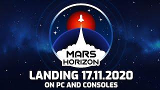 Mars Horizon  | Release date 17th November 2020