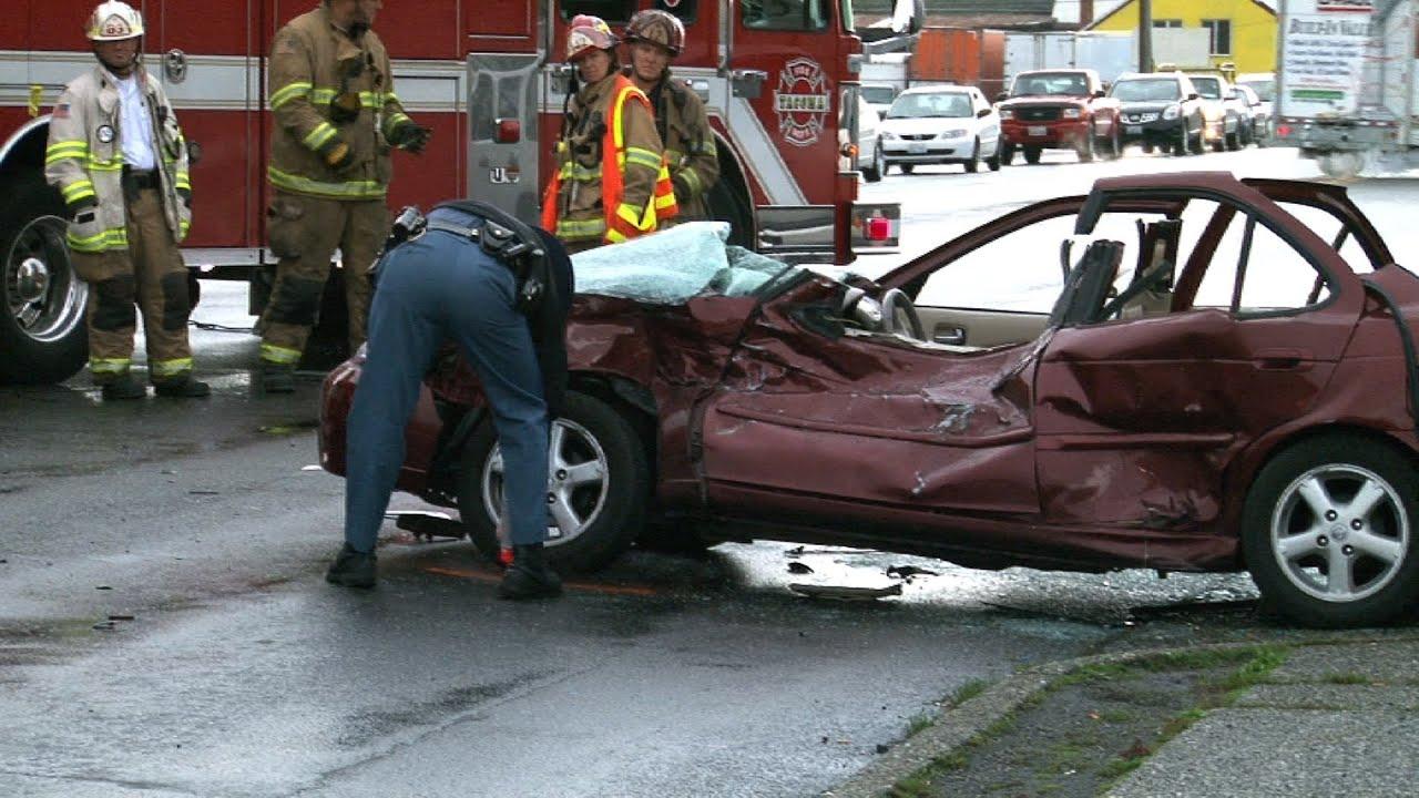 Car Accident Tacoma Wa