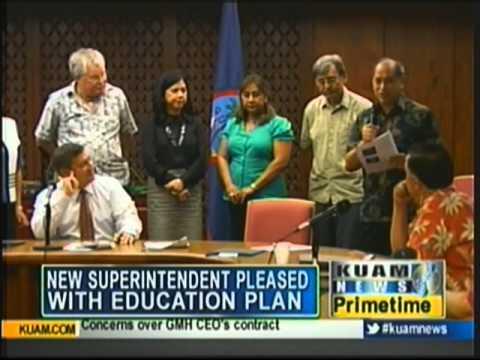 Pillars of Guam education: reform, renovations & repairs