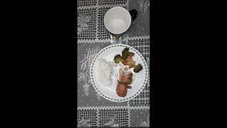 Salmon Teriyaki Vertical Eatin…