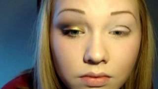 NikkieTutorials |; Arabic Golden Yellow Look.