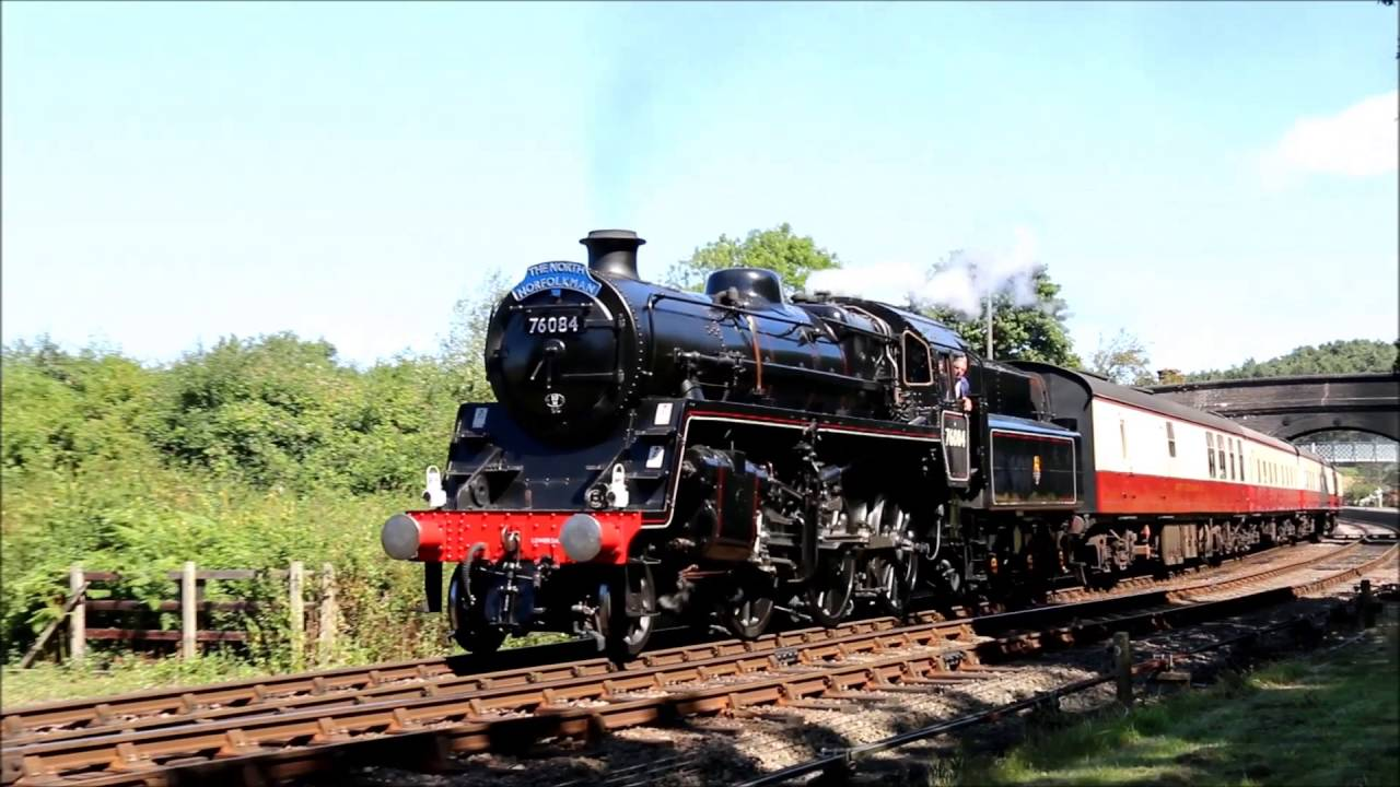 76084 north norfolk railway webcam