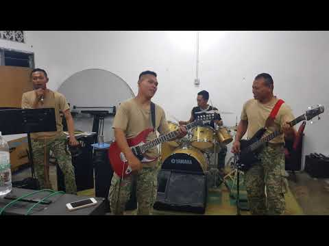 Zalika.  Cover by D2 Band, Sandakan.
