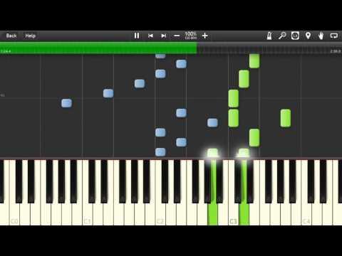 Bear McCreary - hearts still beating Piano Cover [Synthesia Piano Tutorial]