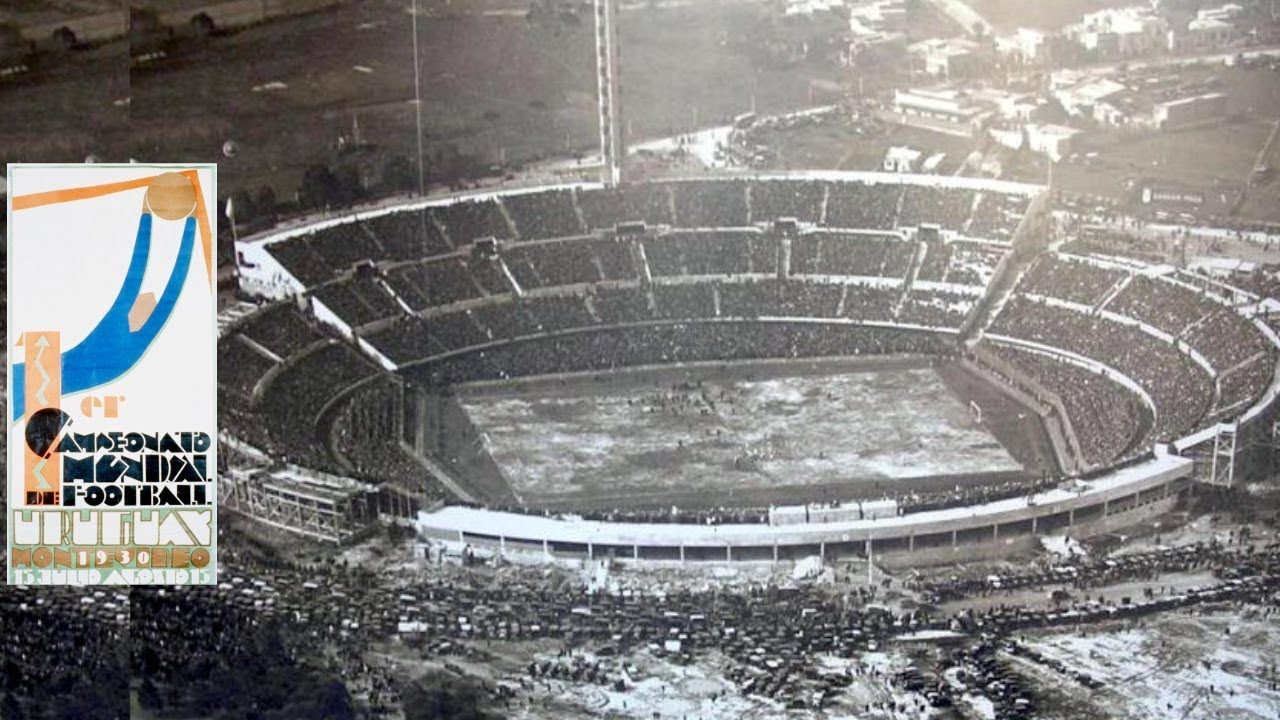 76b69d096 FIFA World Cup 1930 Uruguay Stadiums - YouTube