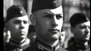 1941 год — Константин Симонов, часть 1. Исторические хроники с Николаем Сванидзе
