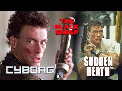 Jean-Claude Van Damme's Cyborg & Sudden Death - The Black Sheep