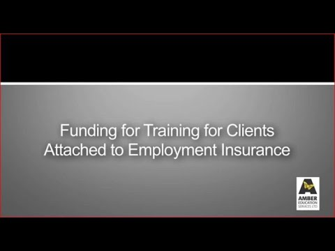 Funding Support for Training