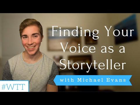 Finding Your Voice as a Storyteller | YEW's Writing Tip Tuesday