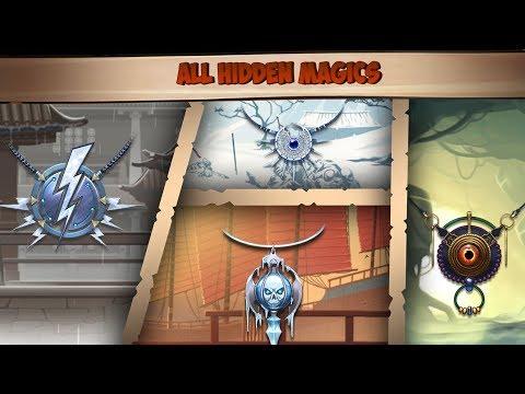 Shadow Fight 2 All Hidden Magics