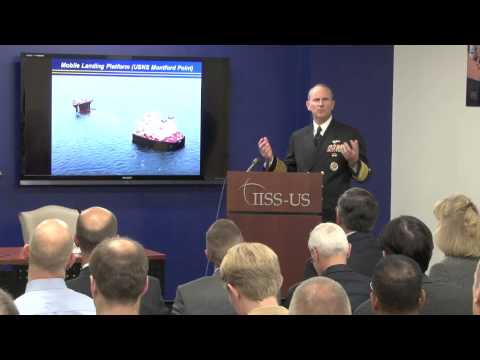 Admiral Greenert CNO - The Future of Navy Operations under Sequestration