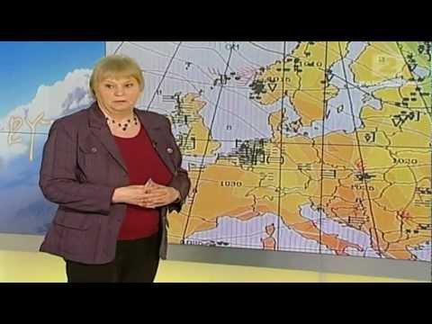 Klimatologės Audronės Galvonaitės komentaras apie priešvelykinės savaitės orus (16:9)