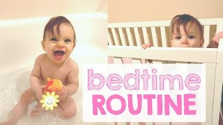 Our Baby Bedtime Routine!