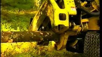Timberjack metsäkoneet