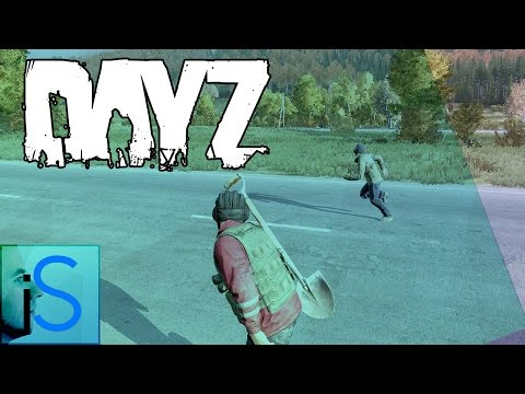 "DayZ Standalone с ISlate - ""Трудности выживания"""