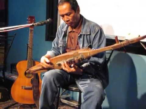 Kudyapi - Master Samaon Sulaiman